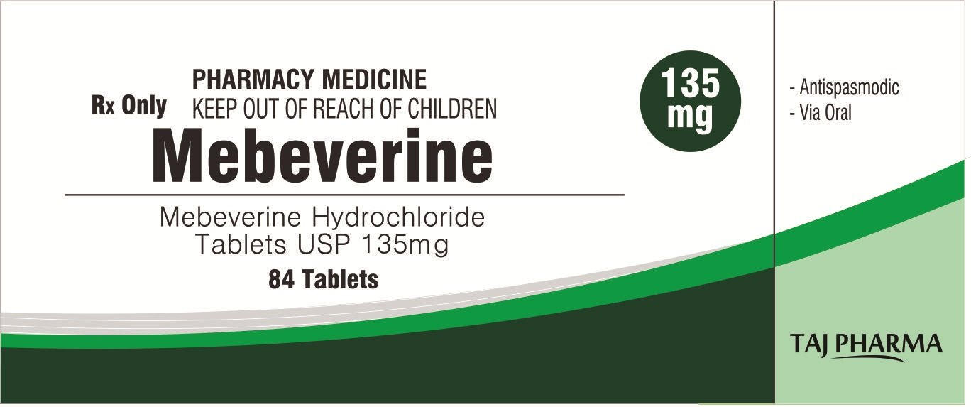 Mebeverine 135mg tablets - irritable bowel