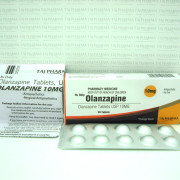 Olanzapine (Olanzapine Tablets USP 10 mg) 8