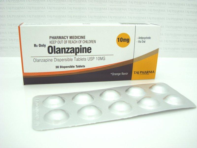 Olanzapine tablets, Olanzapine 5mg,10mg, 15mg and 20mg Orodispersible