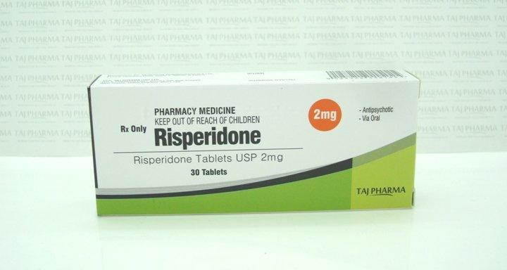 Risperidone Tablets 2mg USP