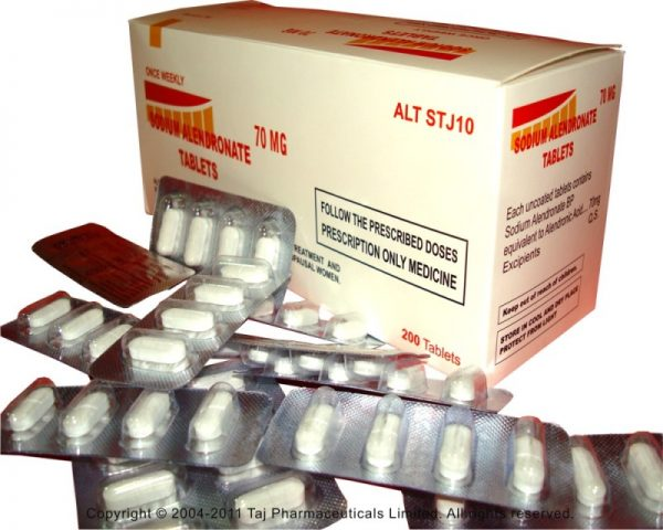 ALENDRONATE® Alendronic sodium 70mg Tablets