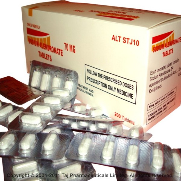 ALENDRONATE® Alendronic sodium 70mg Tablets